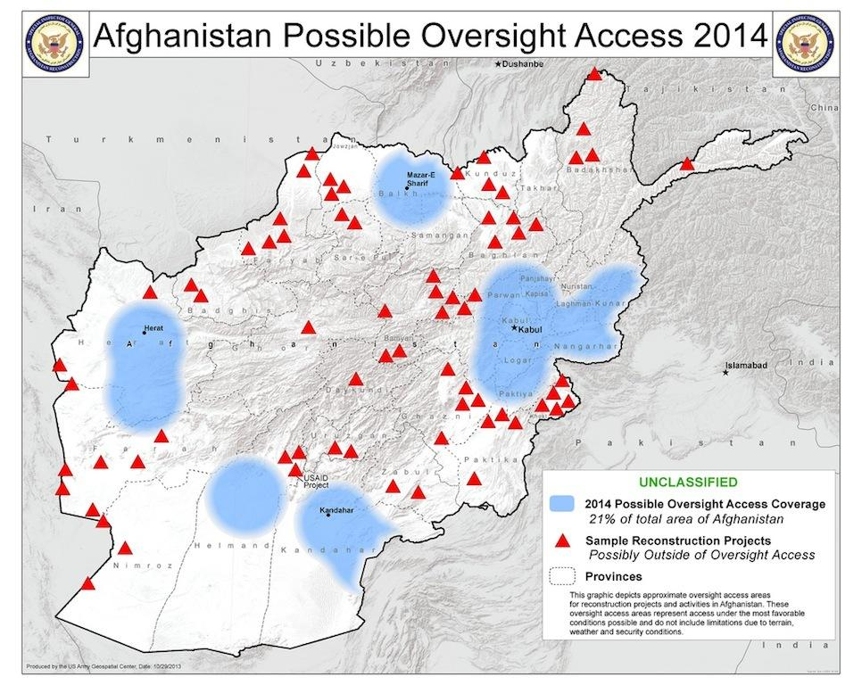 The US Just Cant Stop Blowing Billions In Afghanistan VICE News - Us map in reconstruction