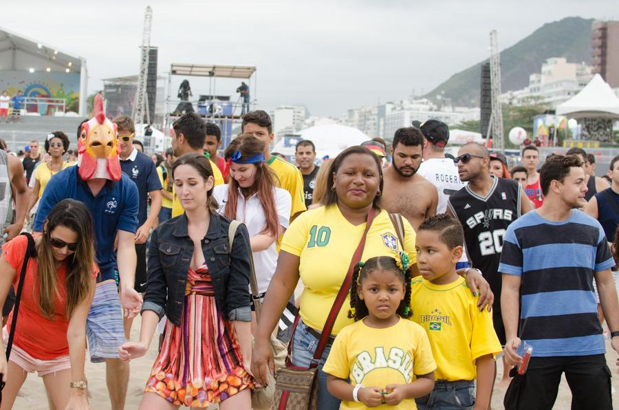 World Cup Racism in Brazil: Bad or No Biggie?