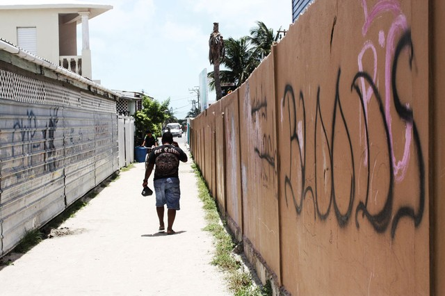 Belize's Island Paradise Is Caught Up in a Bloods Vs Crips