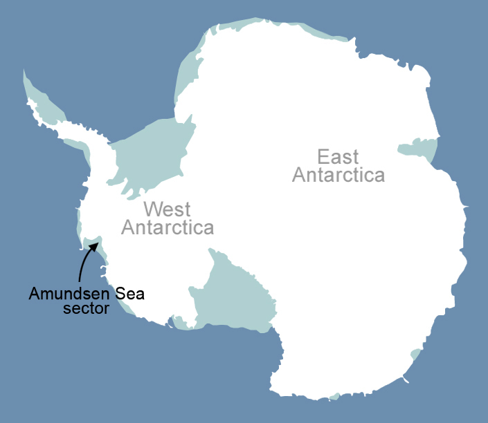 Antarcticas Melting Ice Sheets Might Bring More Sea Level Rise to