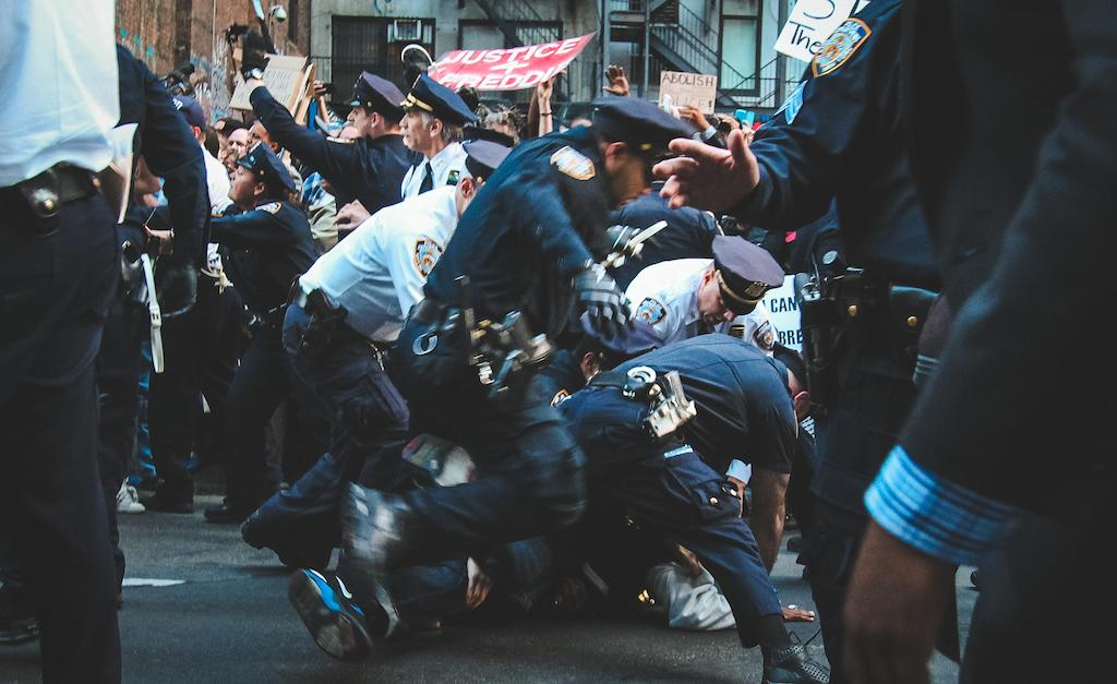 addressing the problem of police brutality What is the solution to police brutality  contributing to the problems of those who conduct  way to address the issue of police brutality a:.
