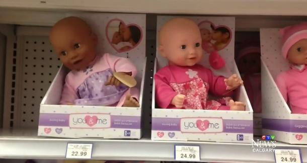 Toys R Us Baby Dolls : Toys r us charged different prices for white and ethnic