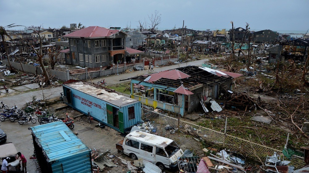 How Remote Islands Are Coping with Typhoon Haiyan's Devastation