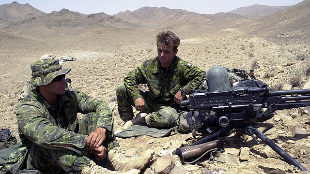 The Canadian Forces Still Can't Buy Decent Combat Boots