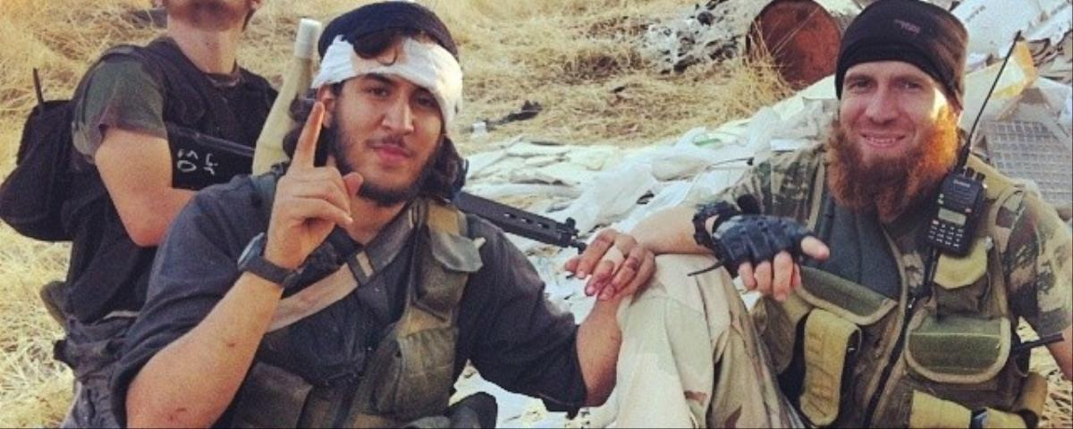 Jihad Selfies: These British Extremists in Syria Love Social Media
