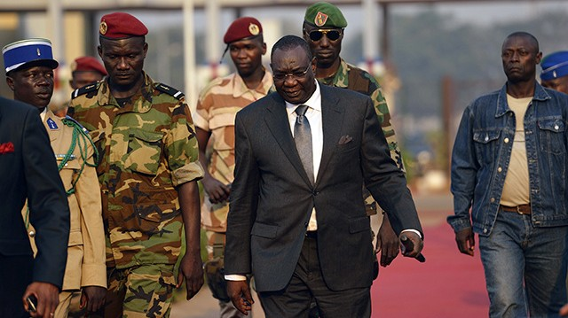 Central African Republic President Resigns Amid Sectarian Violence