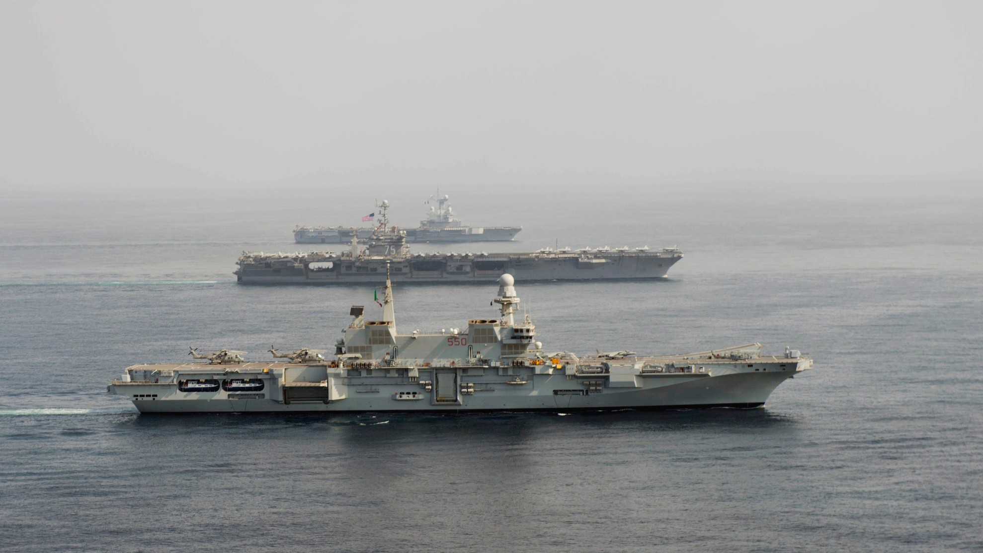 Aircraft Carriers — The Ultimate Weapons of Peace