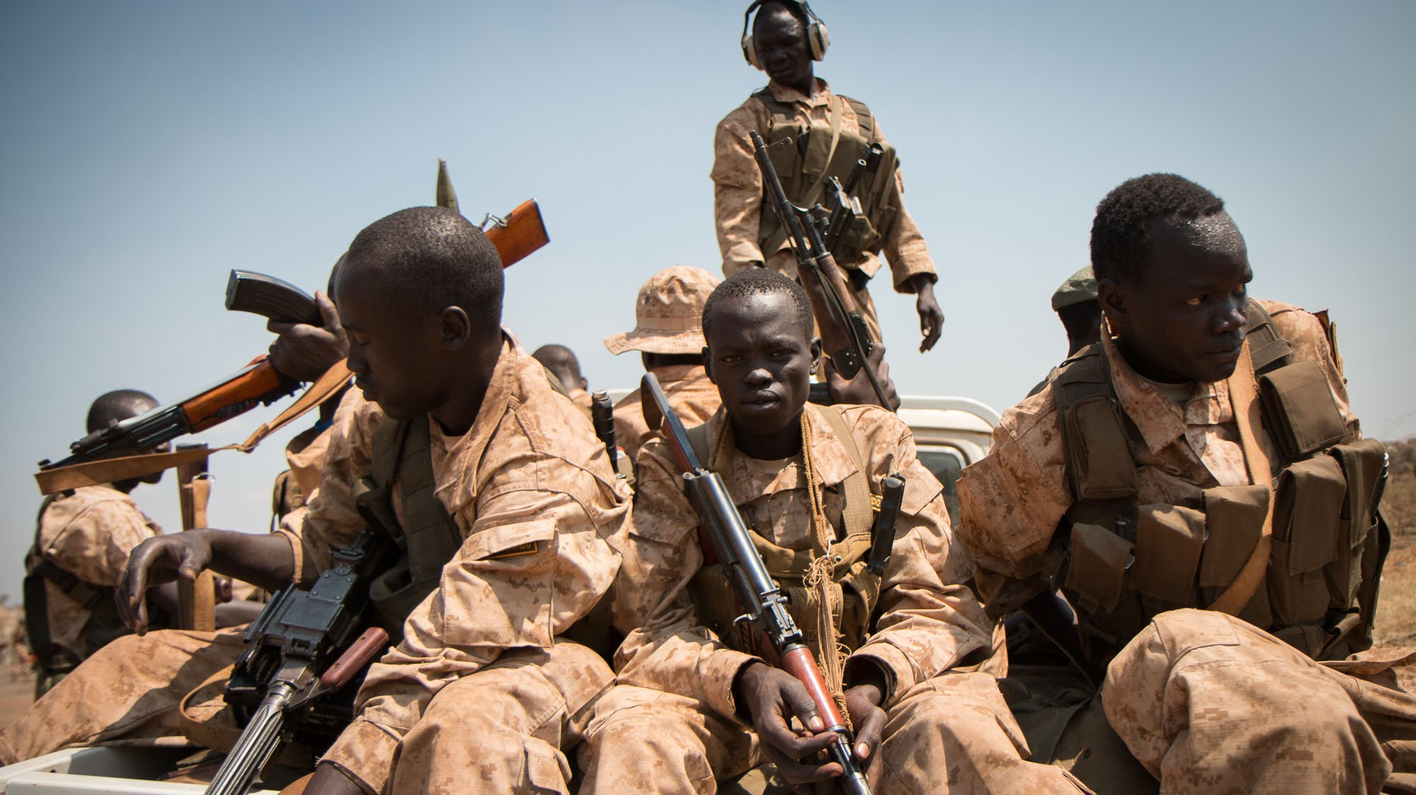 South Sudan Cease Fire Agreement May End Bloody Conflict