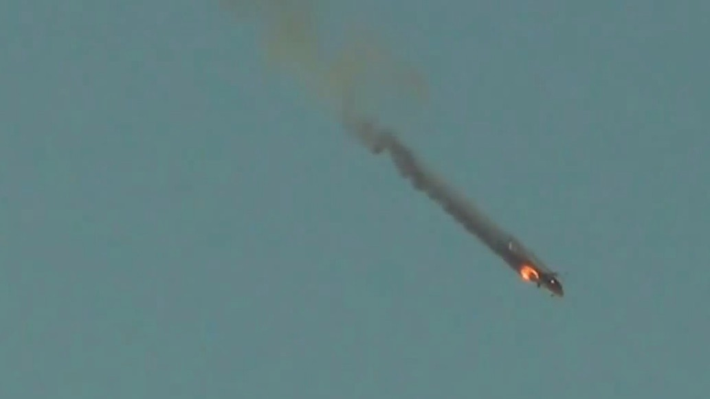 Sinai Militants Bring Down a Helicopter, But With Whose Missile?