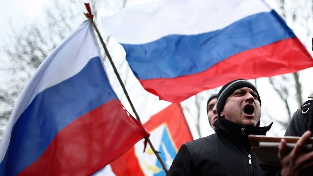 Crimea Could Be Ukraine's Next Flashpoint