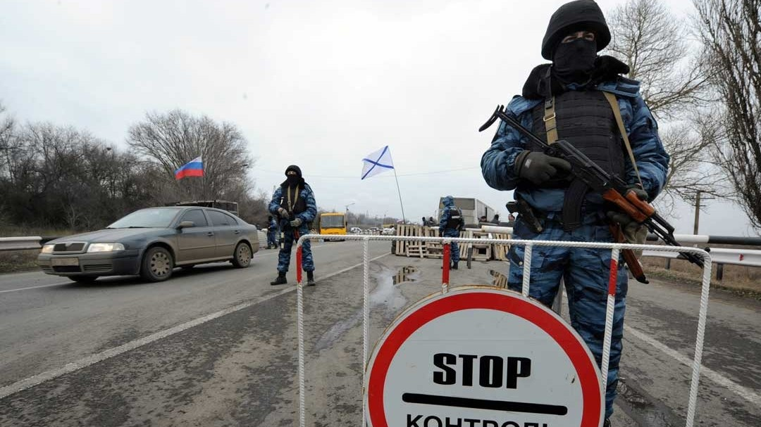 Ukraine Accuses Russia of 'Military Intervention and Occupation'