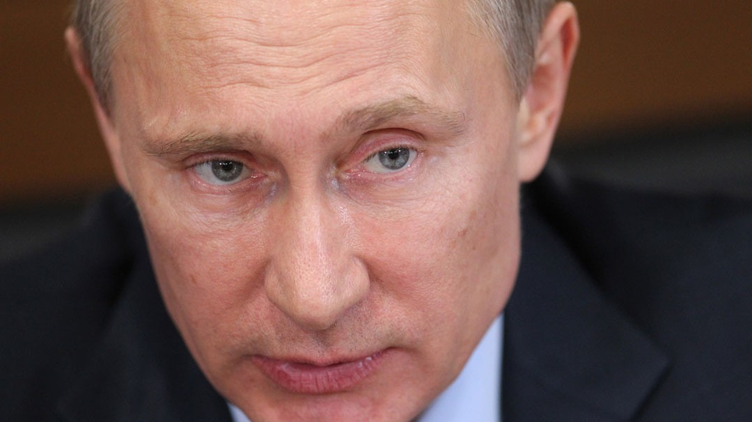 Vladimir Putin Breaks His Silence on Ukraine Standoff