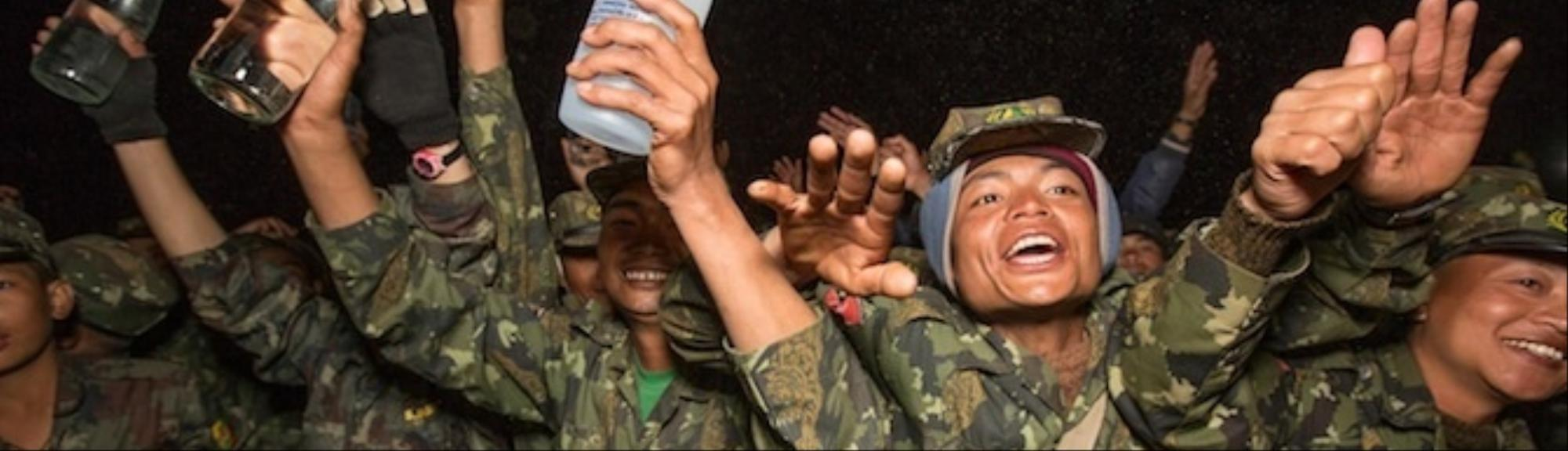 Partying With One of Myanmar's Largest Rebel Armies