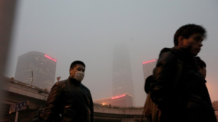 The Smog of War: China Battles Pollution