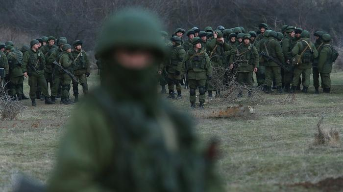 The Russian Soldier Captured in Crimea May Not Be Russian, a Soldier, or Captured