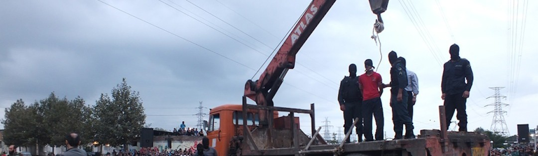 this is what happens when iran uses construction equipment to kill