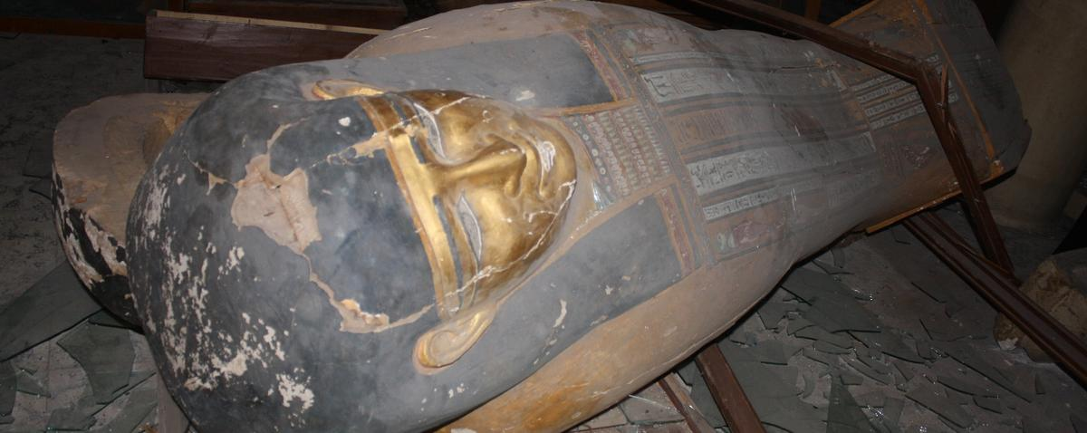 How To Save Mummies From the Egyptian Revolution