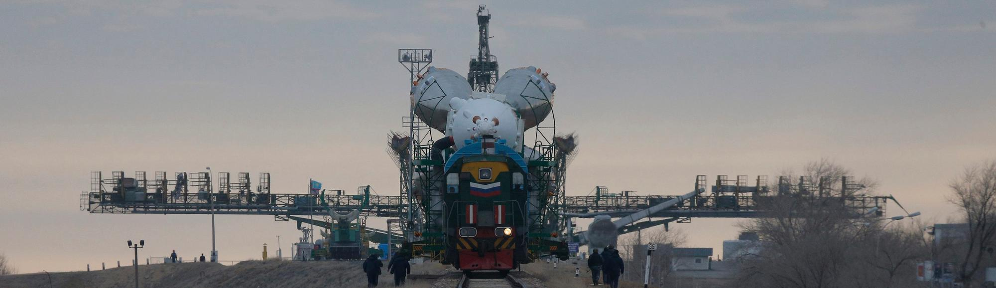 NASA's Astronauts Could Be Stranded in Space if Russia Cancels Their Ride Home