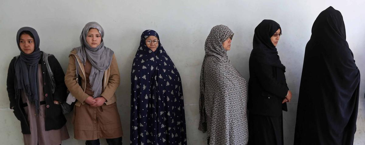 Hope and Fear as Afghan Women Head to the Polls