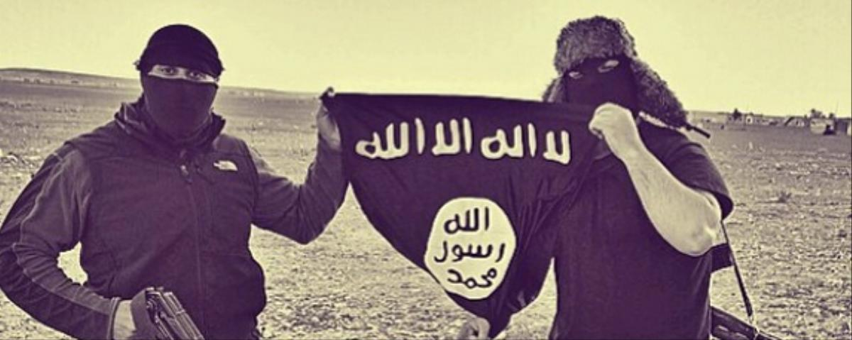 Behead First, Ask Questions Later: The Disturbing Social Media of British Jihadists