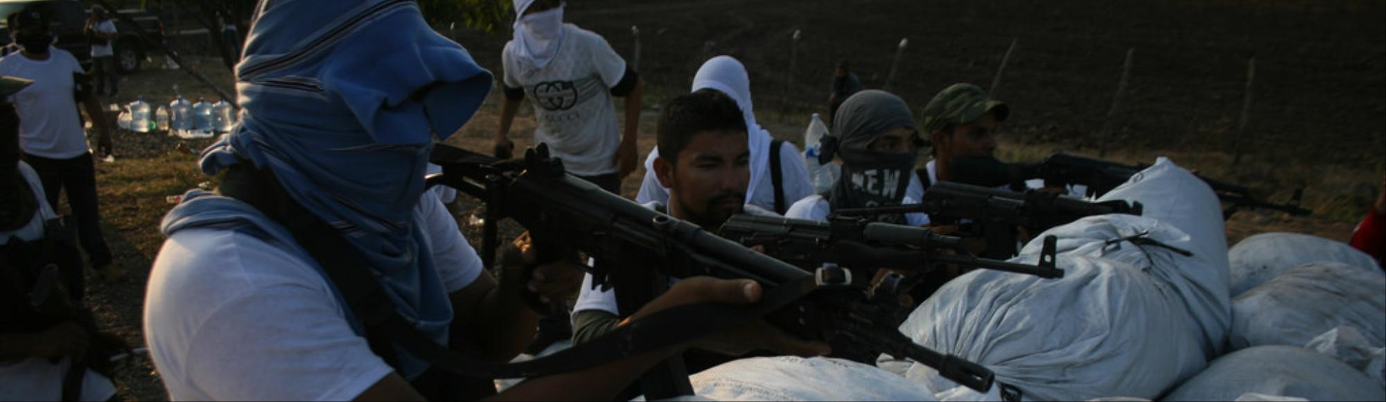 Mexico's Self-Defense Militias Are Refusing to Lay Down Arms in Fight Against Cartel