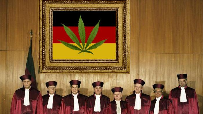 Legal Experts Are Rebelling Against German Drug Laws