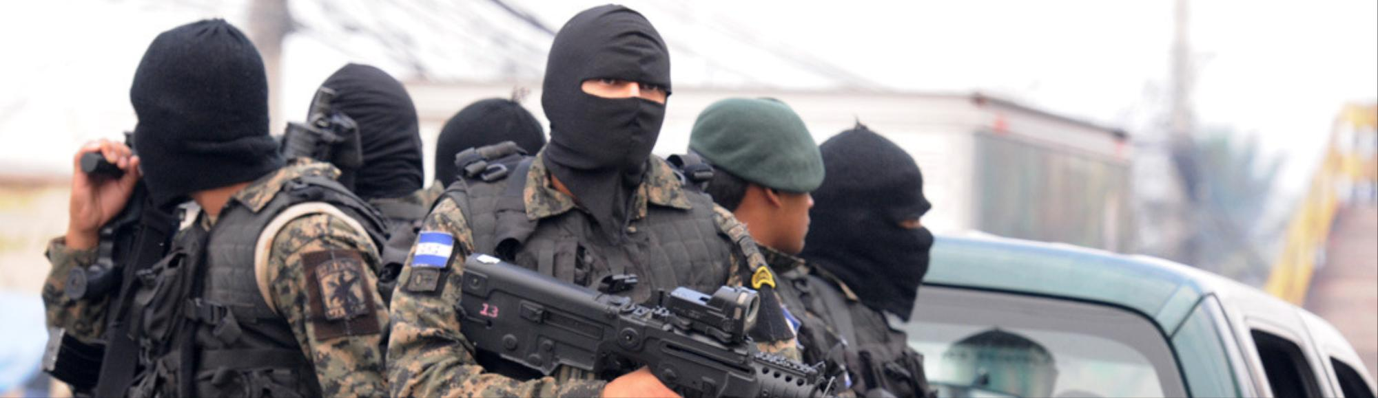 Honduras Is Combating Its Homicide Epidemic With Militarization