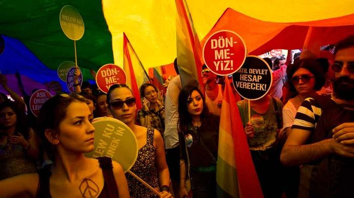 Turkey Is Planning the World's First Openly Gay Prison