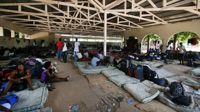 Humanitarian Disaster Forces Closure of Haitian Refugee Camp in Brazil