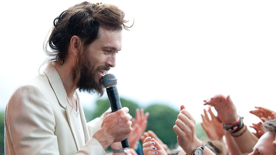 Singer-Composer Alex Ebert Hopes to Change the World, Starting with the IRS