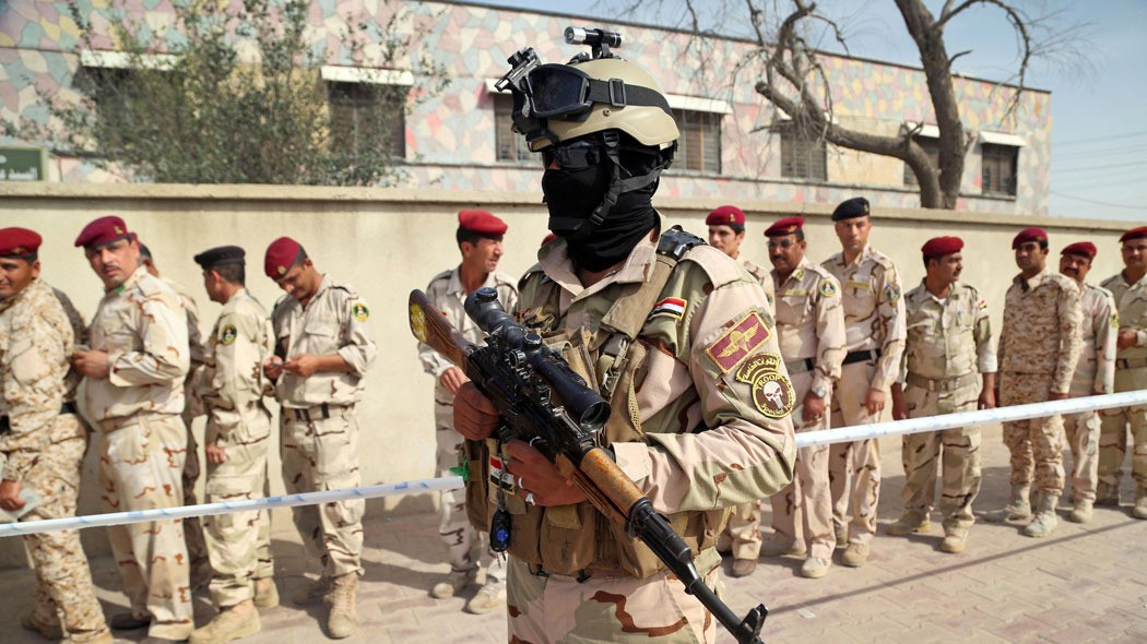Bombings in Iraq Kill Dozens Ahead of Parliamentary Elections