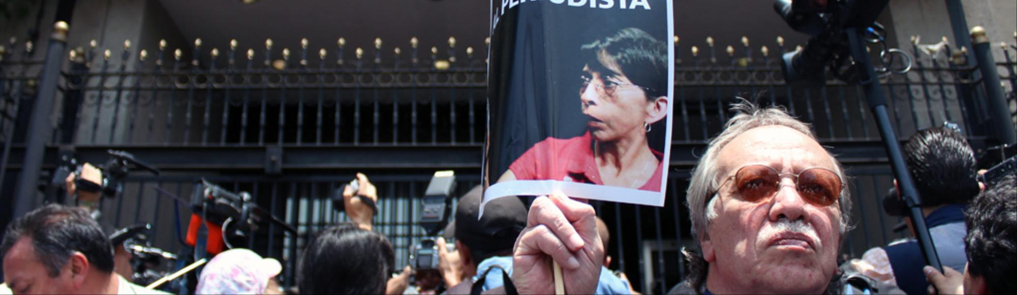 Mexico Is a Killing Ground for Journalists