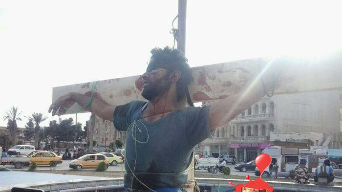Islamist Rebels Are Allegedly Crucifying People in Syria