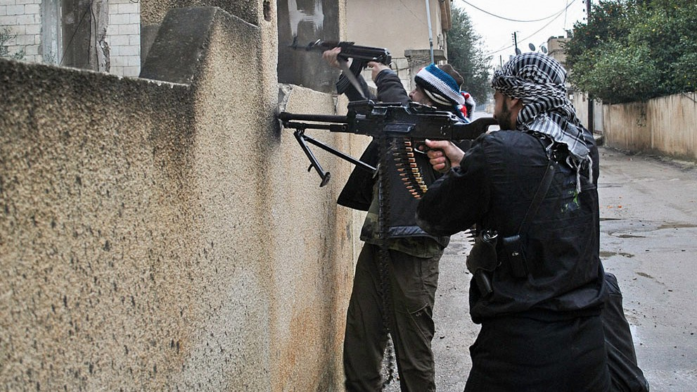 The Homs Ceasefire Is a Symbolic Blow to Syria's Rebels