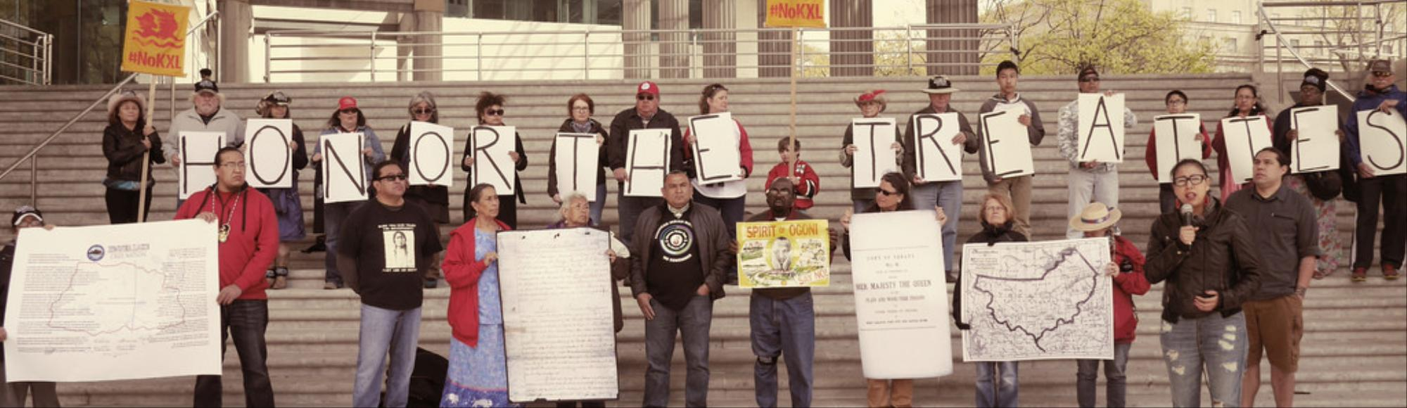 Indigenous Lawsuits Could Paralyze Canada's Tar Sands