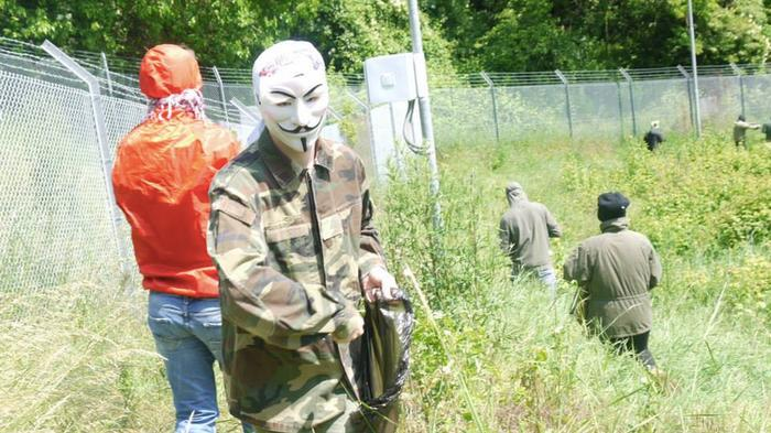 Activists Storm US Army Base to Plant Thousands of Marijuana Seeds