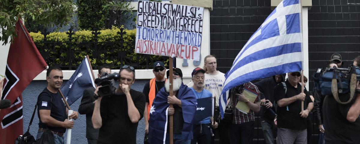 Australia's Golden Dawn Rally Falls Embarrassingly Flat