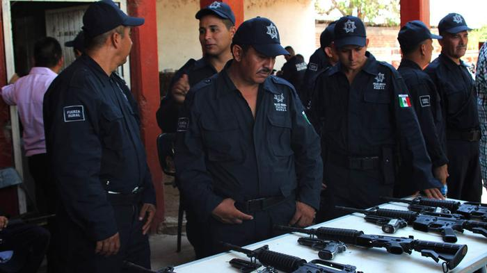 New Rural Police Force Emerges After the Death of Mexico's Autodefensas