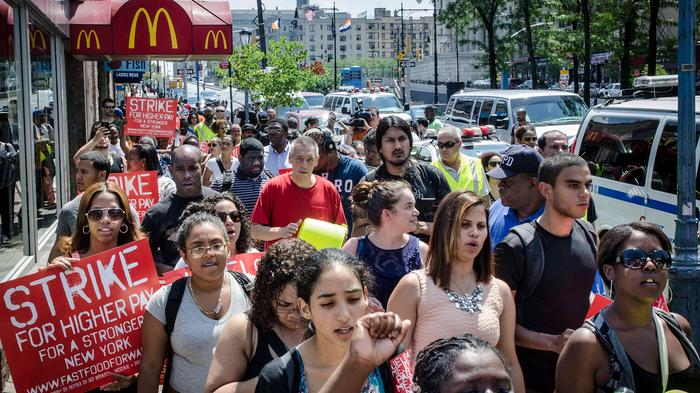 The Biggest Fast Food Strike in the World's History Is Coming Tomorrow