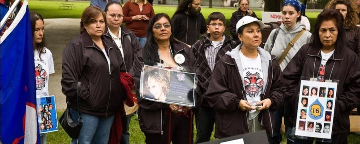 UN Tells Canada to Solve the 1,200 Missing and Murdered Aboriginal Women Cases