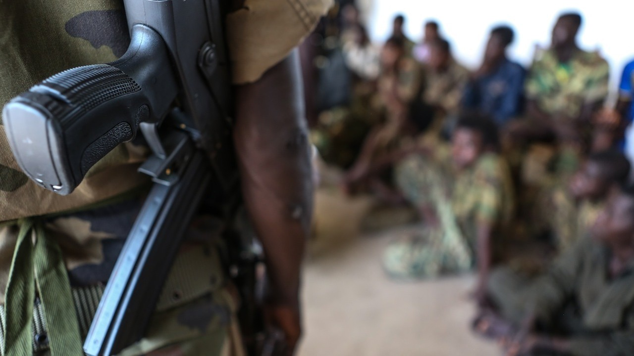 Meet the Man Who Rescues Child Soldiers
