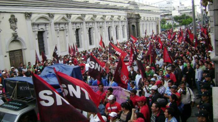 Guatemala Is the Deadliest Place in the World to Be a Trade Unionist