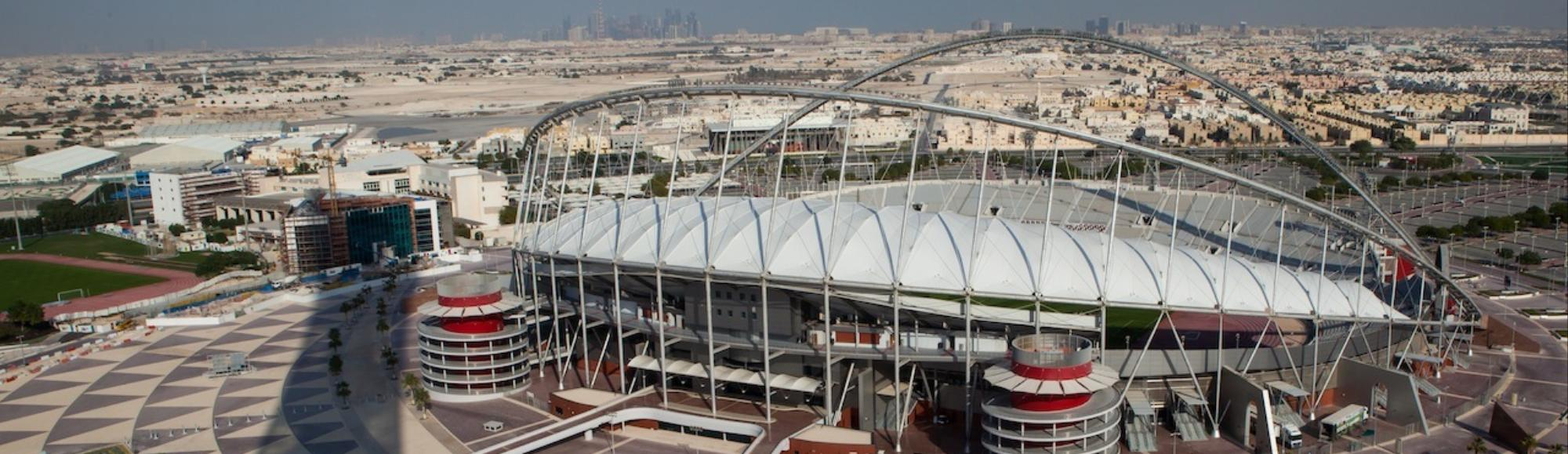 Giving the World Cup to Qatar Was a Really Stupid Idea