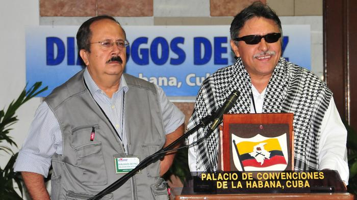 Colombia's FARC Rebels Choose Peace Over Drugs in Landmark Agreement