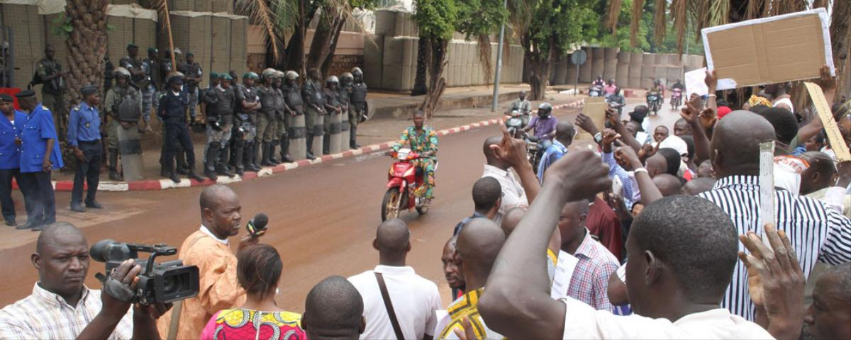 Rebel Assault Deals Blow to Mali Peace