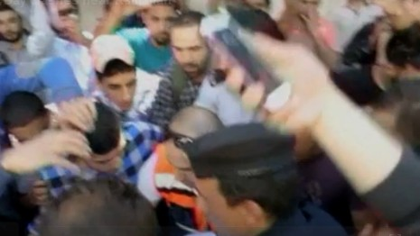 Video Shows Moment Palestinian Teens Were Shot Dead in the West Bank