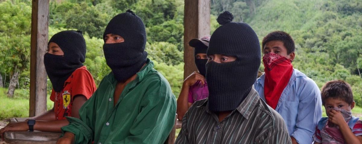 Paramilitaries Are Still Murdering Zapatistas in Mexico
