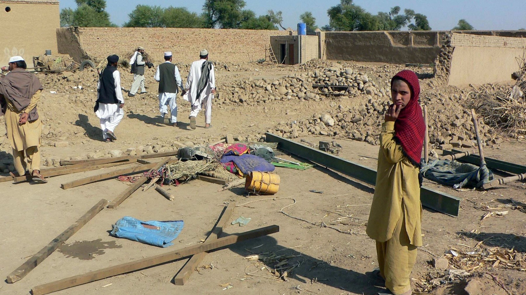 Why Have US Drones Targeted So Many Houses in Pakistan?