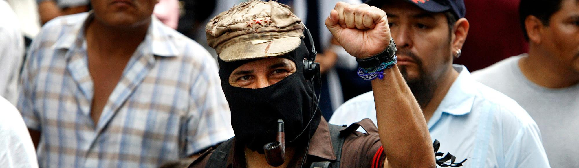 'Subcomandante Marcos No Longer Exists:' Zapatista Leader Retires His Nom de Guerre