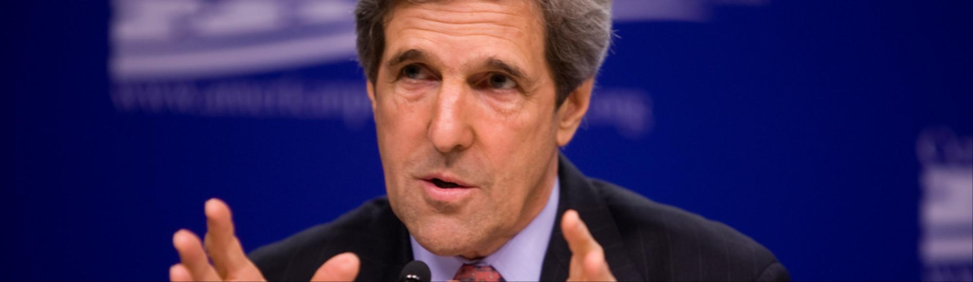 John Kerry's Latest Snowden Comments Are Moronic, Offensive, and Dangerous